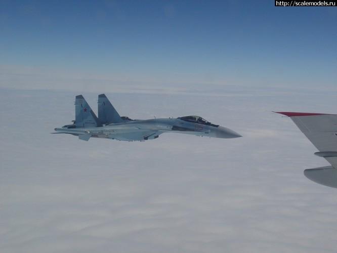 Sốc: Nghi vấn Nga đưa Su-35S đến đối phó với Thổ Nhĩ Kỳ ảnh 2