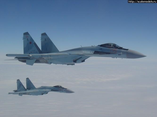 Sốc: Nghi vấn Nga đưa Su-35S đến đối phó với Thổ Nhĩ Kỳ ảnh 3
