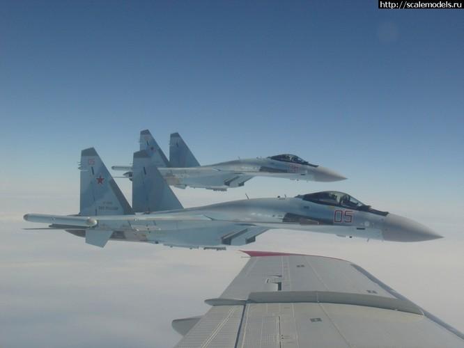 Sốc: Nghi vấn Nga đưa Su-35S đến đối phó với Thổ Nhĩ Kỳ ảnh 4