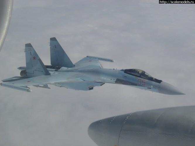 Sốc: Nghi vấn Nga đưa Su-35S đến đối phó với Thổ Nhĩ Kỳ ảnh 5