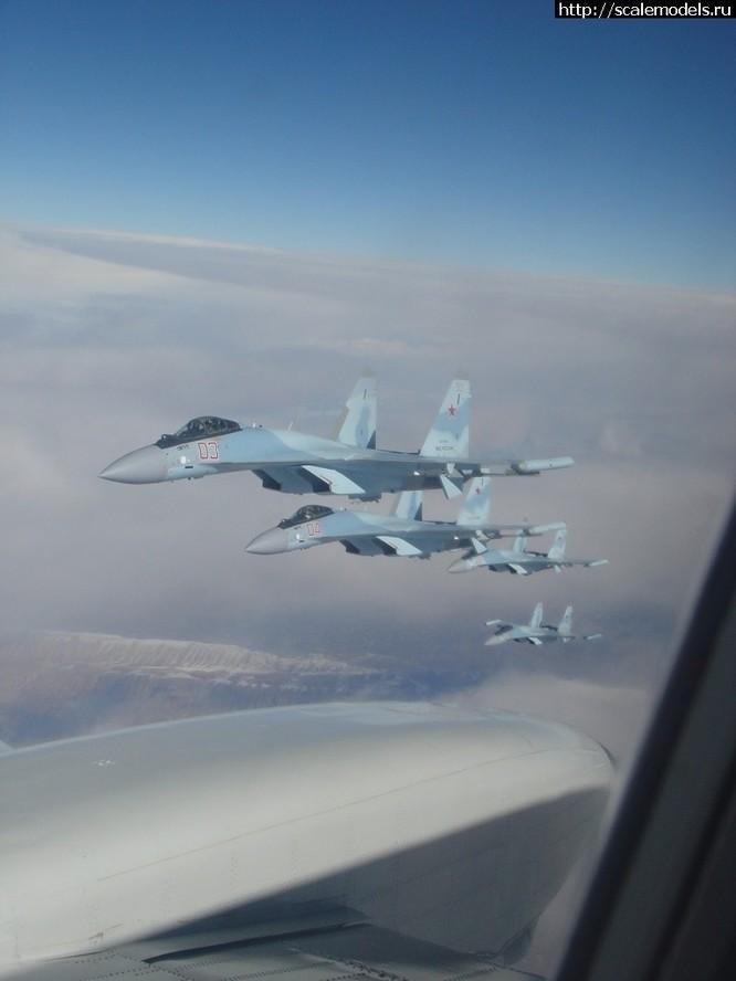 Sốc: Nghi vấn Nga đưa Su-35S đến đối phó với Thổ Nhĩ Kỳ ảnh 7
