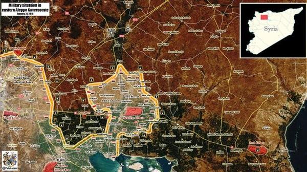 Quân đội Syria đẩy mạnh tấn công ở Aleppo, bắt đầu đàm phán Geneve về Syria ảnh 2