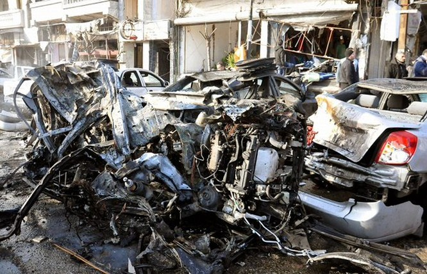 Quân đội Syria đẩy mạnh tấn công ở Aleppo, bắt đầu đàm phán Geneve về Syria ảnh 9