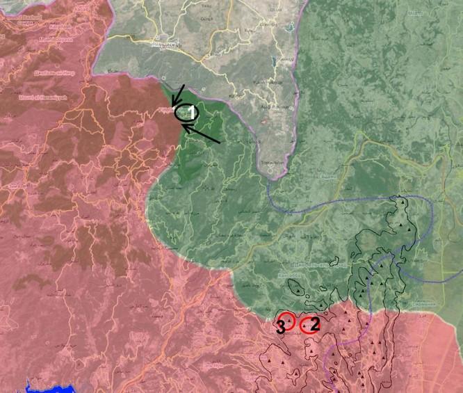 Quân đội Syria đẩy mạnh tấn công ở Aleppo, bắt đầu đàm phán Geneve về Syria ảnh 11