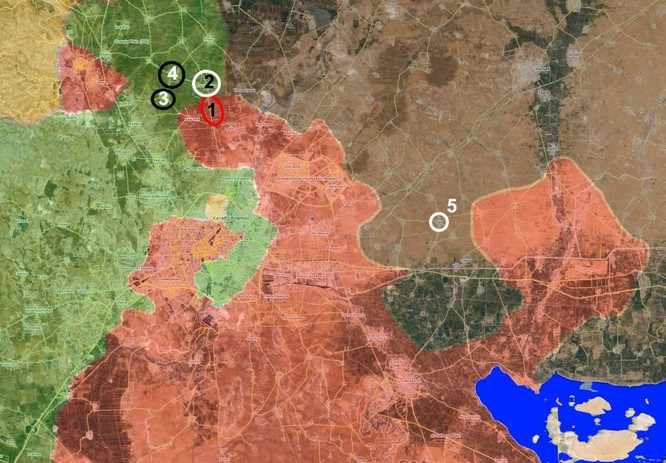 Quân đội Syria đẩy mạnh tấn công ở Aleppo, bắt đầu đàm phán Geneve về Syria ảnh 21