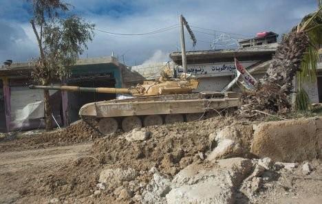 Quân đội Syria đẩy mạnh tấn công ở Aleppo, bắt đầu đàm phán Geneve về Syria ảnh 23