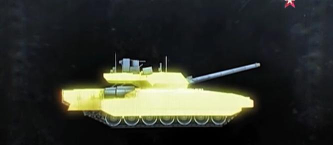 Choáng ngợp uy lực siêu tăng Armata Nga ảnh 1