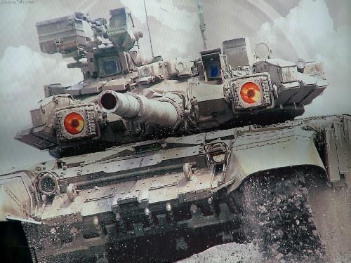 Video: Uy mãnh xe tăng T-90A trên chiến trường Aleppo, Syria ảnh 3