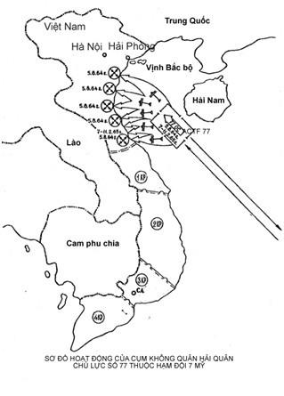 Mỹ tác chiến không-hải trên Biển Đông thế nào ảnh 1