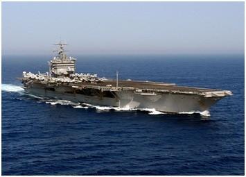 Mỹ tác chiến không-hải trên Biển Đông thế nào ảnh 2