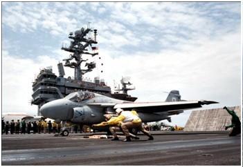Mỹ tác chiến không-hải trên Biển Đông thế nào ảnh 7