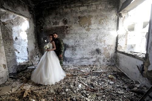 Thành Homs Syria, nơi cuộc sống mạnh hơn chiến tranh ảnh 2