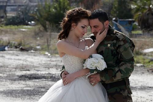 Thành Homs Syria, nơi cuộc sống mạnh hơn chiến tranh ảnh 5
