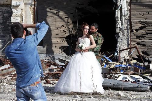 Thành Homs Syria, nơi cuộc sống mạnh hơn chiến tranh ảnh 6