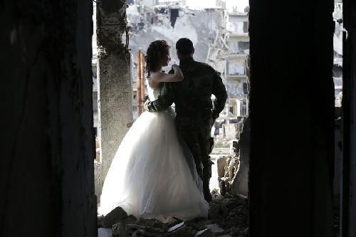 Thành Homs Syria, nơi cuộc sống mạnh hơn chiến tranh ảnh 8