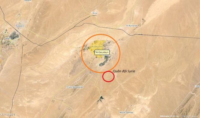 Lữ đoàn 120 đánh chiếm cao điểm khống chế thành phố Quraytayn ảnh 2