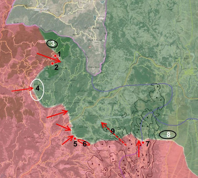 Quân đội Syria chiếm nhiều địa bàn ở Lattakia, khủng bố kinh hoàng ở Damascus ảnh 7