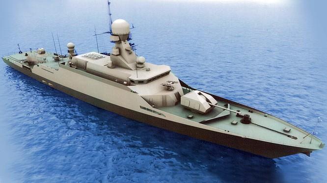 Vì mục đích gì khinh hạm tên lửa Zelenyi Dol đến Syria? ảnh 2