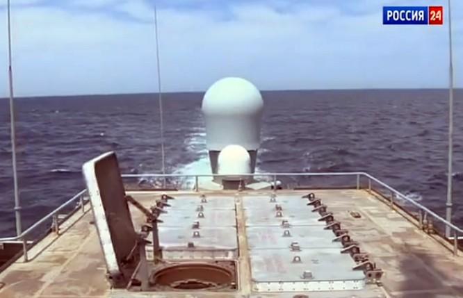 Vì mục đích gì khinh hạm tên lửa Zelenyi Dol đến Syria? ảnh 3