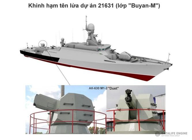Vì mục đích gì khinh hạm tên lửa Zelenyi Dol đến Syria? ảnh 4