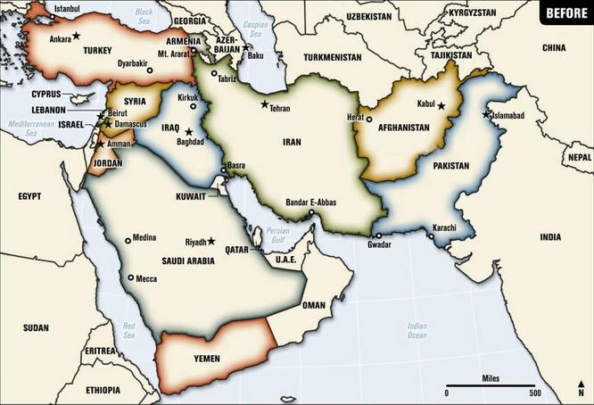 Thực tế quan hệ và lợi ích Mỹ, Thổ Nhĩ Kỳ với người Kurd ở Syria ảnh 2