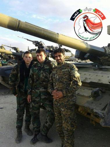 Quân đội Syria tiến công mạnh ở Aleppo và Raqqa với vũ khí mới của Nga ảnh 10