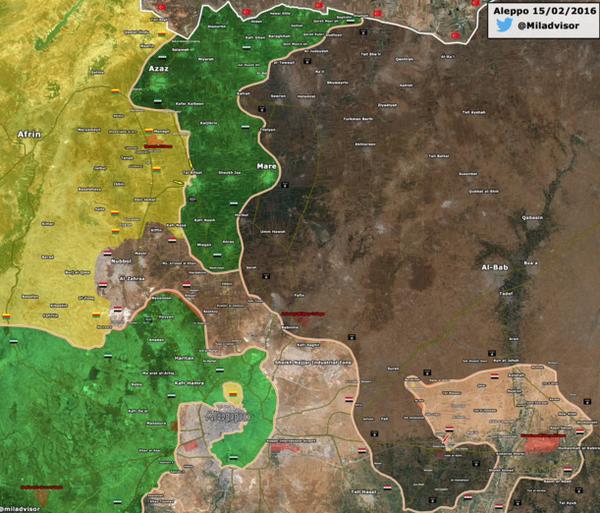 Quân đội Syria tiến công mạnh ở Aleppo và Raqqa với vũ khí mới của Nga ảnh 11