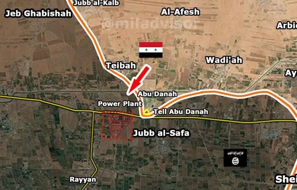 Quân đội Syria tiến công mạnh ở Aleppo và Raqqa với vũ khí mới của Nga ảnh 16