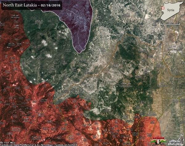 Quân đội Syria tiến công mạnh ở Aleppo và Raqqa với vũ khí mới của Nga ảnh 17