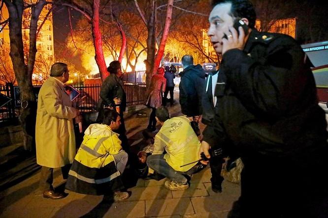 Khủng bố ở Ankara khiến 28 người thiệt mạng ảnh 2