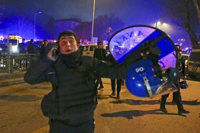 Khủng bố ở Ankara khiến 28 người thiệt mạng ảnh 5