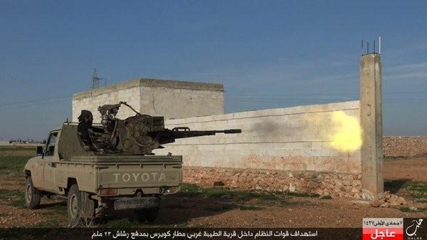 Aleppo, chiến trường quyết định thành bại cuộc chiến chống khủng bố Syria ảnh 13