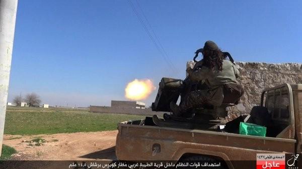 Aleppo, chiến trường quyết định thành bại cuộc chiến chống khủng bố Syria ảnh 14