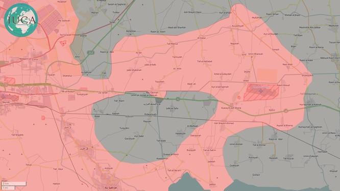 """Lực lượng Tigers vây chặt hơn 800 tay súng IS trong """"nồi hầm"""" Đông Aleppo ảnh 1"""