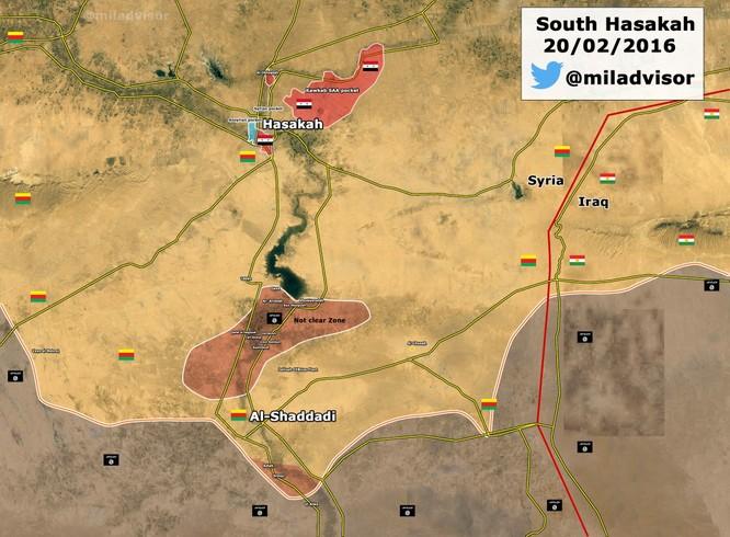 Chiến trường Aleppo, một bước tiến mới của quân đội Syria ảnh 5
