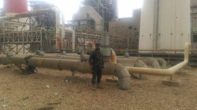 Chiến trường Aleppo, một bước tiến mới của quân đội Syria ảnh 7