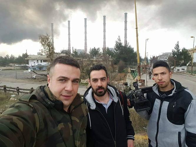 Chiến trường Aleppo, một bước tiến mới của quân đội Syria ảnh 9