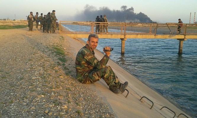 Chiến trường Aleppo, một bước tiến mới của quân đội Syria ảnh 11