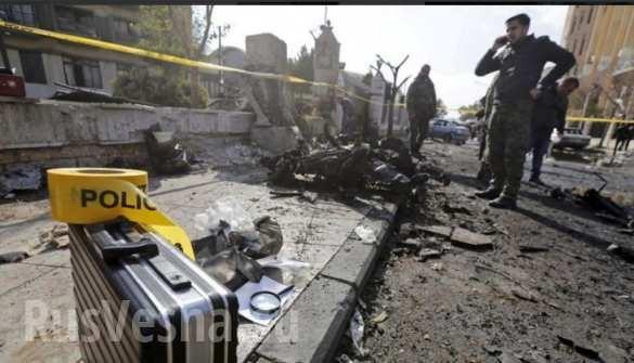 Sốc: Tấn công khủng bố tại thành phố Damascus, Homs hàng trăm người thiệt mạng ảnh 3
