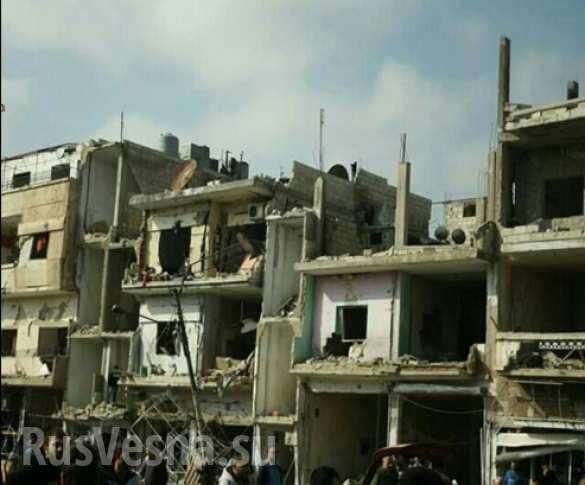 Sốc: Tấn công khủng bố tại thành phố Damascus, Homs hàng trăm người thiệt mạng ảnh 5