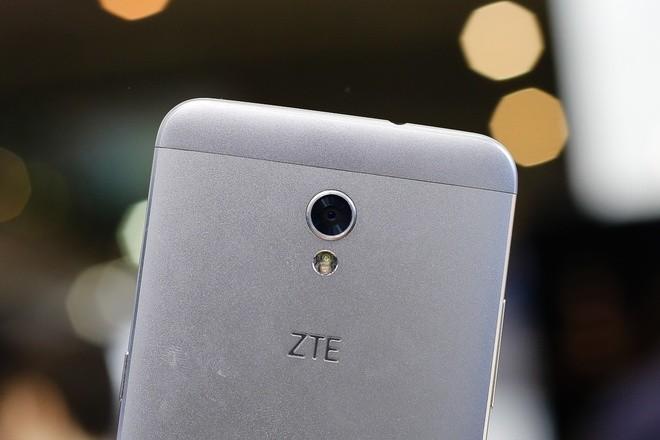 ZTE ra điện thoại giống hệt iPhone 6 ảnh 8