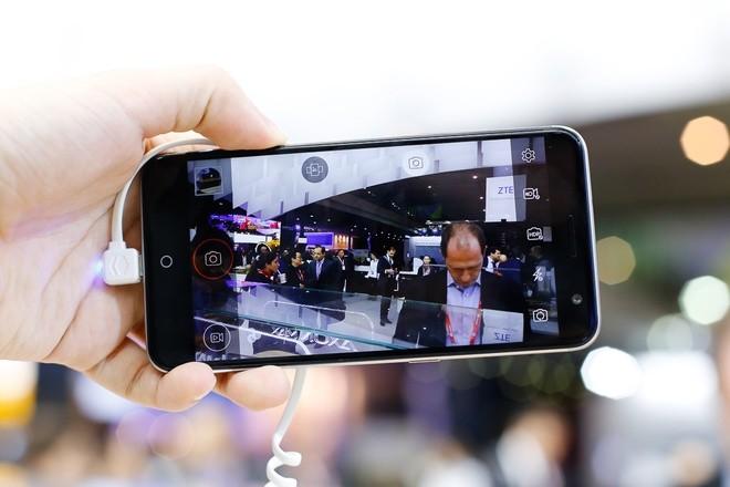 ZTE ra điện thoại giống hệt iPhone 6 ảnh 9