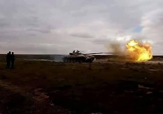 IS chiếm ưu thế, lực lượng Tigers chuyển địa bàn tấn công sang đông nam Aleppo ảnh 1