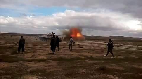 IS chiếm ưu thế, lực lượng Tigers chuyển địa bàn tấn công sang đông nam Aleppo ảnh 3
