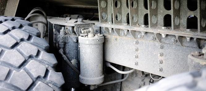 """Cận cảnh xe vận tải thiết giáp """"Taifun-U"""" chống bạo loạn, khủng bố ảnh 6"""