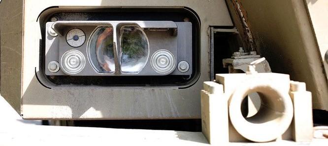 """Cận cảnh xe vận tải thiết giáp """"Taifun-U"""" chống bạo loạn, khủng bố ảnh 11"""