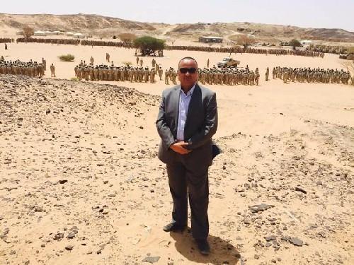 Nghi vấn tên lửa Yemen tấn công trại lính đánh thuê của Arab Saudi ảnh 1