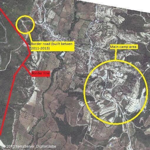 Phiến quân sử dụng các trại tị nạn trên biên giới Thổ Nhĩ Kỳ tấn công Latakia ảnh 1