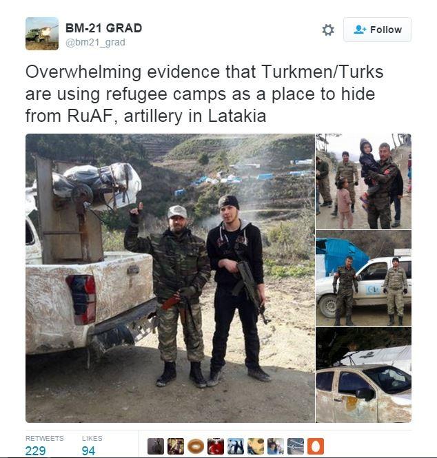 Phiến quân sử dụng các trại tị nạn trên biên giới Thổ Nhĩ Kỳ tấn công Latakia ảnh 6