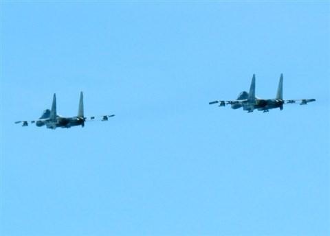 'Át chủ bài' phòng thủ Biển Đông - Không quân Hải quân ảnh 5
